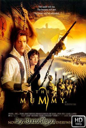 La Momia [1999] [Latino-Ingles] HD 1080P  [Google Drive] GloboTV