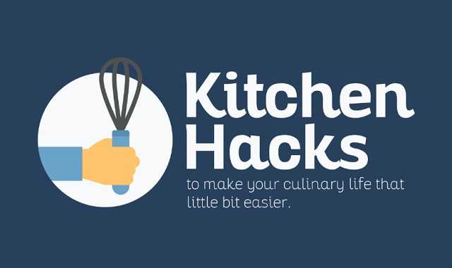 Best Kitchen Hacks To Make Your Life Easier