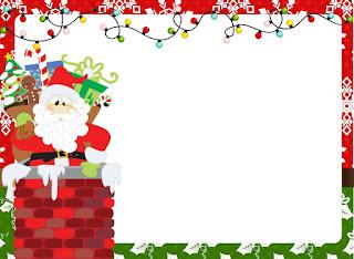 Navidad Divertida Invitaciones Para Imprimir Gratis