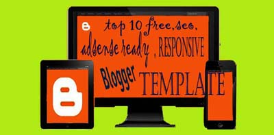 Top 15 Free, Responsive, SEO & Adsense ready Blogger Templates – in Hindi