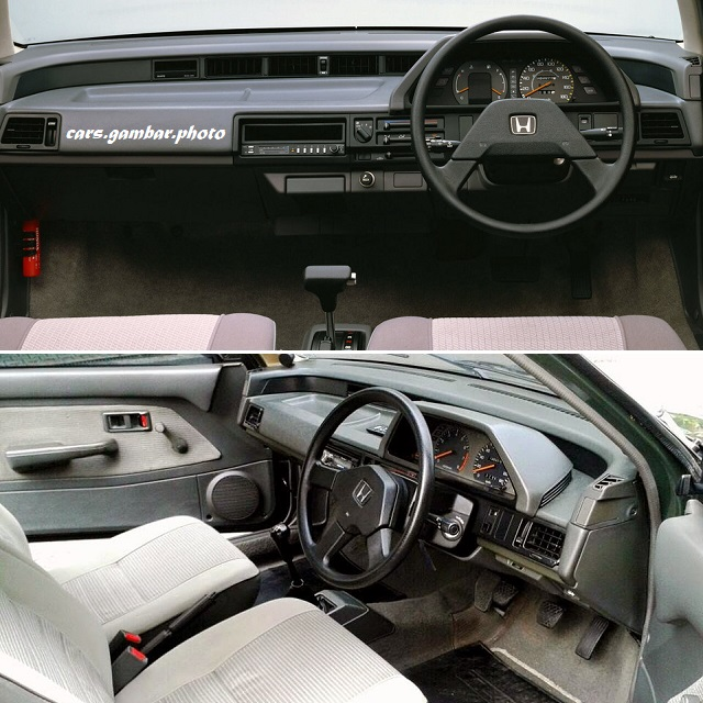 Honda Civic 3rd Generation dashboard