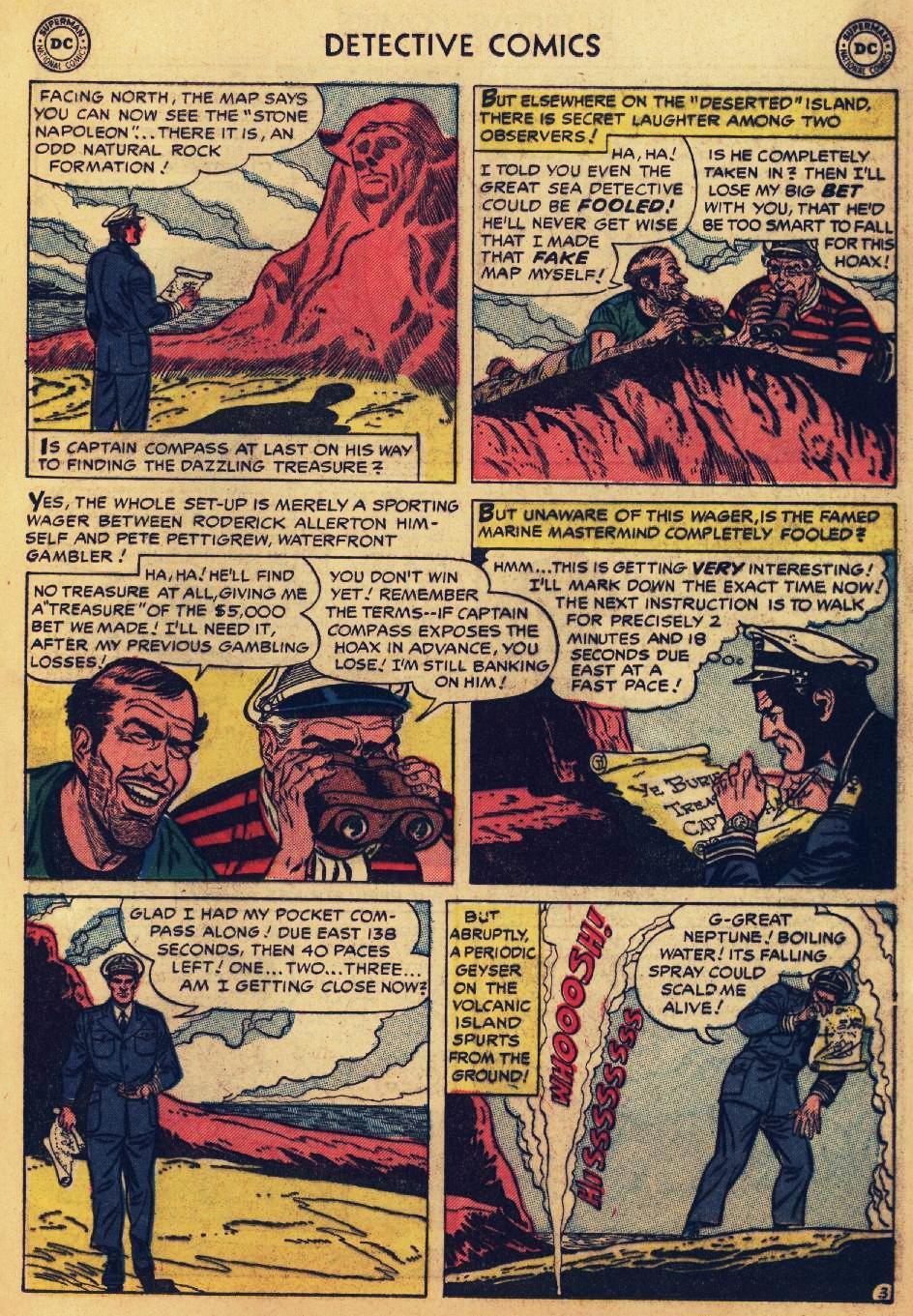 Read online Detective Comics (1937) comic -  Issue #215 - 17