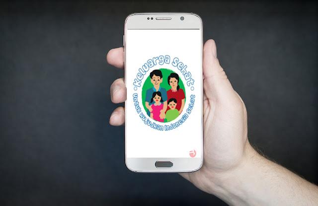 Cara Entri Data Online di Aplikasi Android Keluarga Sehat Pusdatin