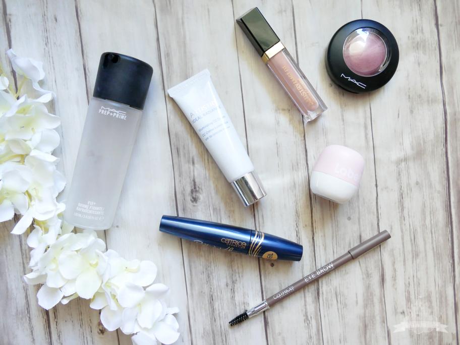 leichtes Makeup an wärmeren Tagen