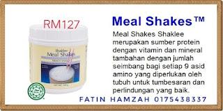 Mealshake-shaklee