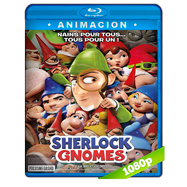 Sherlock Gnomes (2018) Full HD 1080p Audio Dual Latino-Ingles