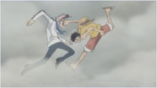 โคบี้ vs ลูฟี่
