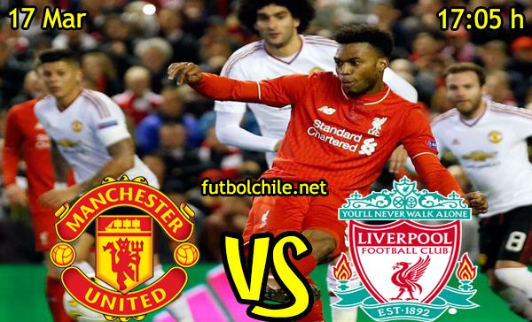VER STREAM RESULTADO EN VIVO, ONLINE: Manchester United vs Liverpool