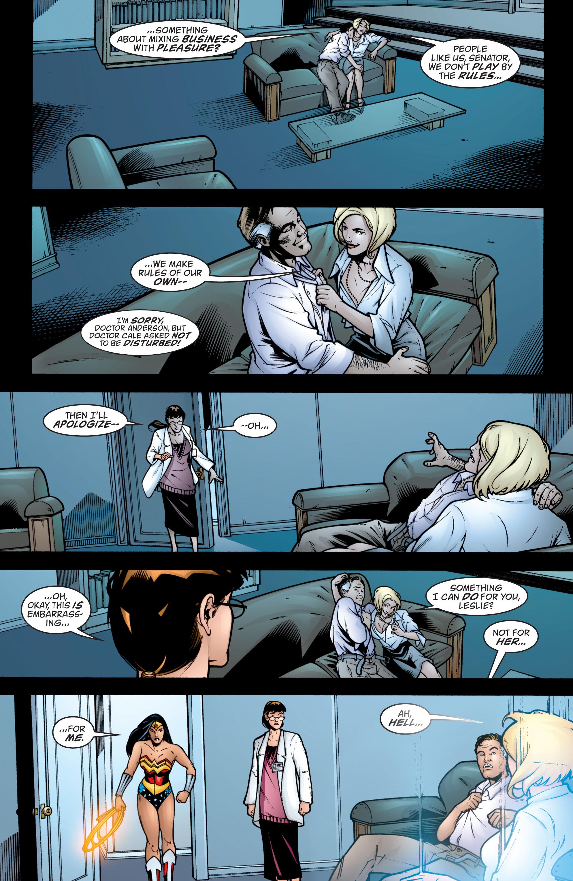 Read online Wonder Woman (1987) comic -  Issue #205 - 8