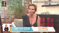 Cristina Ferreira de vestido preto apertado na SIC