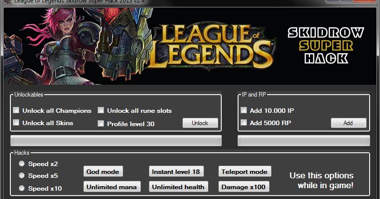 League%2Bof%2BLegends%2BGenerator - Download League of Legends Hack for FREE - Free Game Hacks