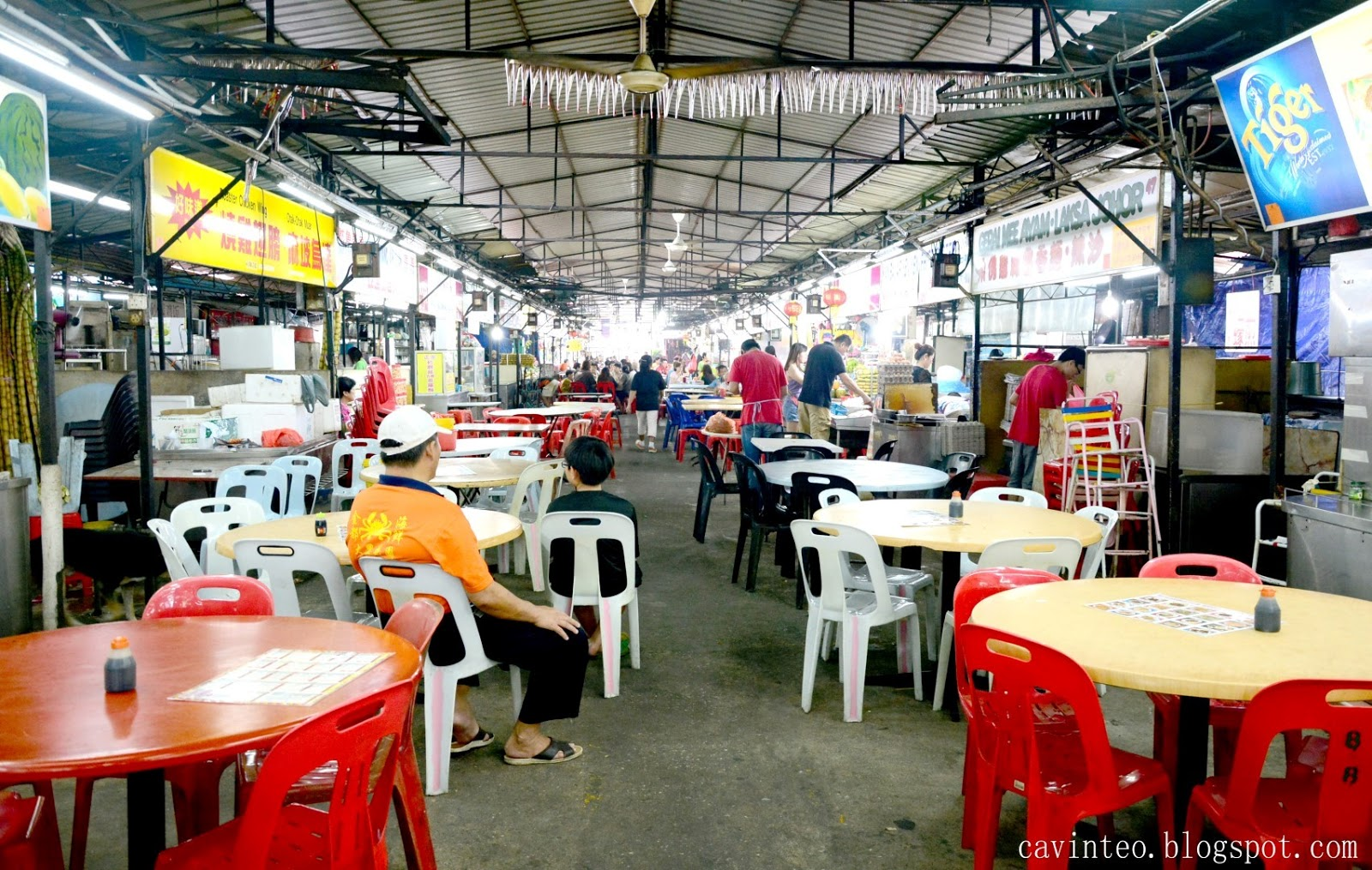 Image result for Tebrau Market