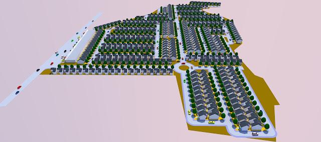 perencanaan perumahan dan permukiman