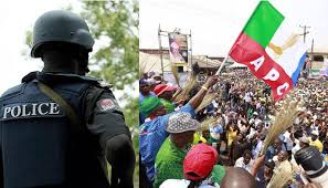Police stop Cross River APC congress
