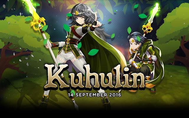 Lostsaga Update New Hero Kuhulin dan Event Seru lainnya 14 September 2016