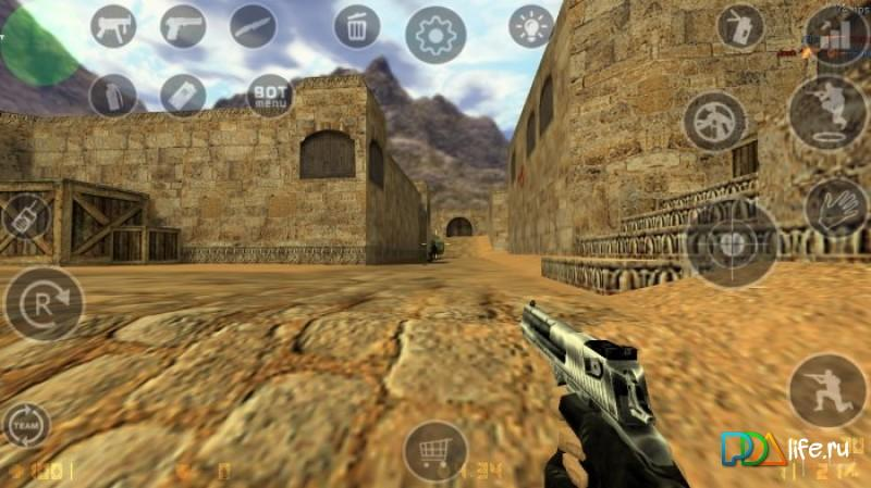 counter strike 1.6 android download xash