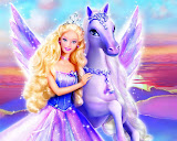 Mewarnai Barbie And The Magic Of Pegasus