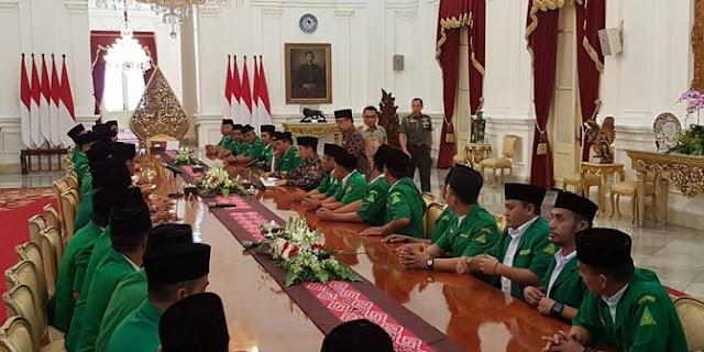 GP Ansor Siap Bantu TNI-Polri Hadang Gerakan People Power