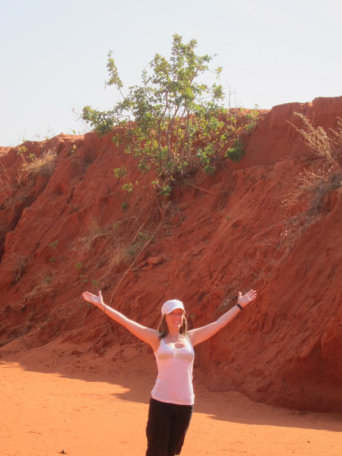 Andre And Jill S Adventures The Deserts Of Mui Ne Vietnam