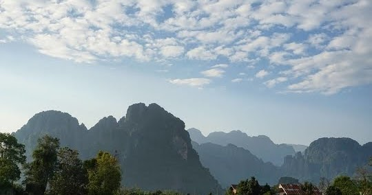 Getting Around Vang Vieng - Wheels or Heels?