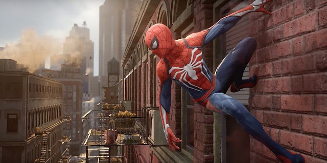 Insomniac Games confirma que Spiderman estará en el E3