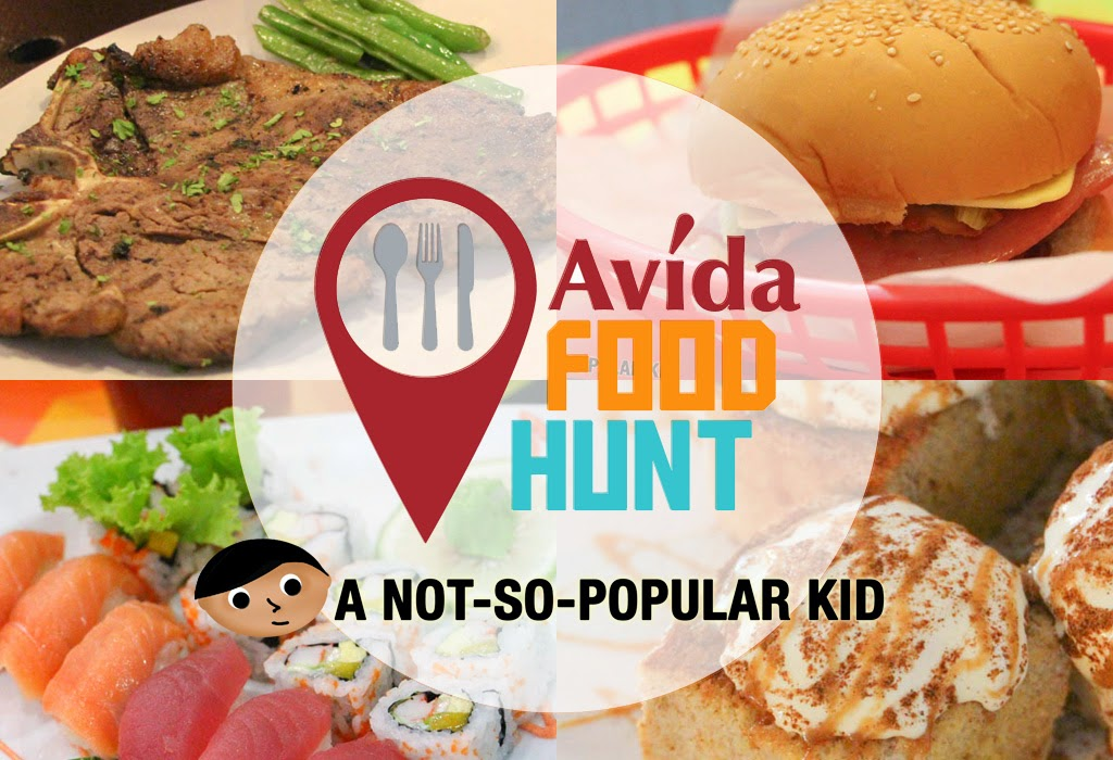 Avida's Food Hunt -- Awesome Food Finds in Taft!