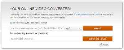تحويل فيديو اليوتيوب الى mp3 بدون برامج