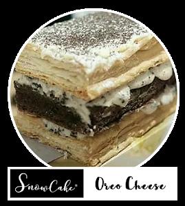 Sbowcake Oreo Cheese