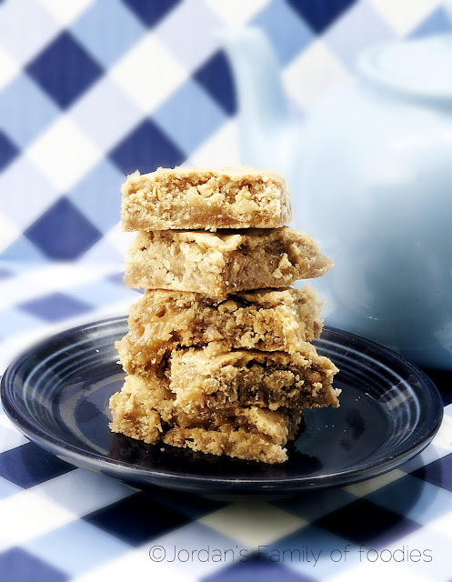 Cookies from the Book: Butterscotch Bars