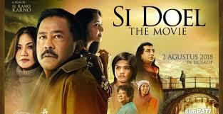 Biodata pemain pemeran dan Sinopsis Film Si Doel The Movie 2018 lengkap