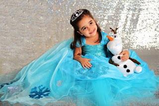 Model Baju Pesta Ulang Tahun Untuk Anak Perempuan