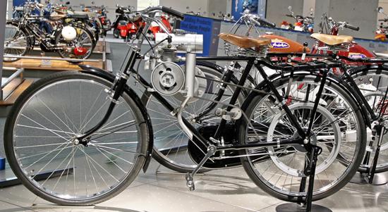 Honda Type-A prototype - left