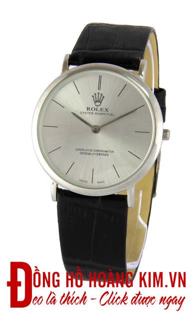 Đồng hồ nam dây da giá dưới 1 triệu đẹp