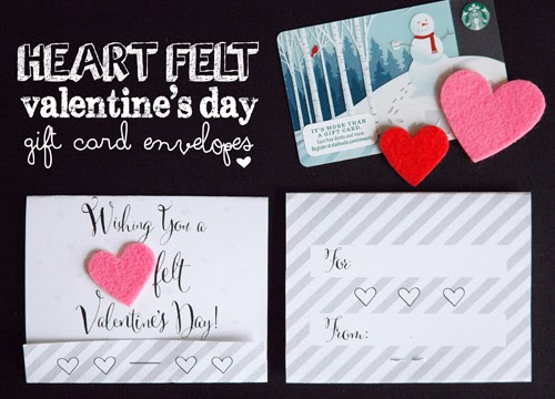 Heartfelt Valentine S Day Gift Card By Pen N Paper Flowers Skip