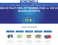 Coupon bonomelli