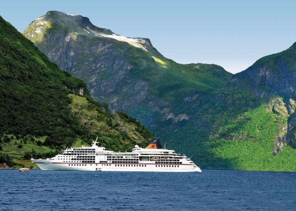 Luxus Kreuzfahrt mit MS EUROPA