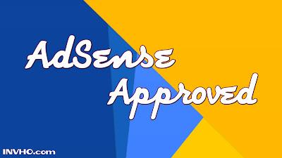 Approval Google AdSense