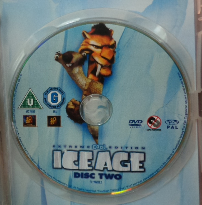 Dvd. Net: ice age: extreme cool edition dvd review.