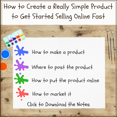 How to Create A Real Simple Product to Start Selling Online Today, Interview with Real Fast Results Podcast