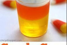 Candy Corn Jello Recipe