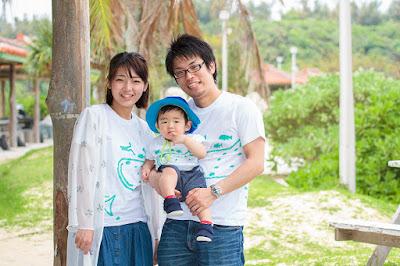 沖縄 家族写真 ナチュラル