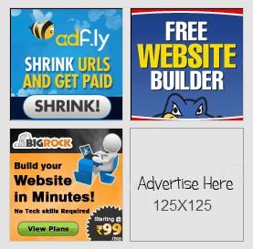 memasang kotak iklan di blogger
