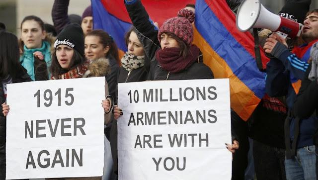 Partido turco pro-kurdo insta a enfrentar el genocidio armenio