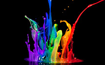 Neon Color Splash