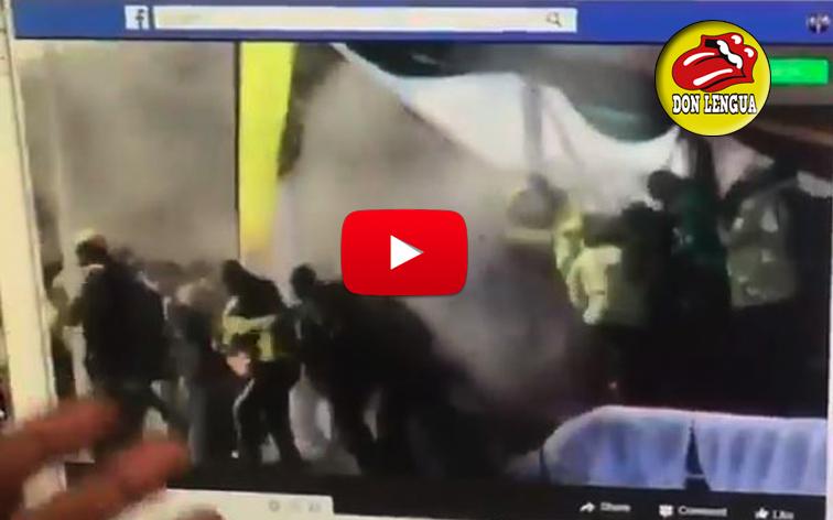 Agarra Dato Maduro : Explotó una bomba bajo los pies del presidente de Zimbabue
