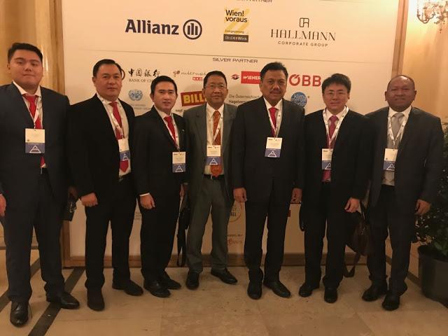 Sejumlah Legislator Sulut Dampingi Gubernur Dalam Rangka Kerjasama Regions20 Asia-Pacific di Serbia