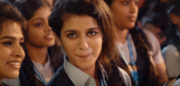 News, Kochi, Kerala, Top-Headlines, Cinema, Entertainment, Video, Social-Media, Trending,Priya Warrior is third in list of celebrities; adaar love movie song manikyamalar is  first position in  YouTube trending list