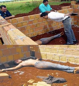 Criminoso matou 3 pessoas em Mato Grosso do Sul com requintes de crueldade.