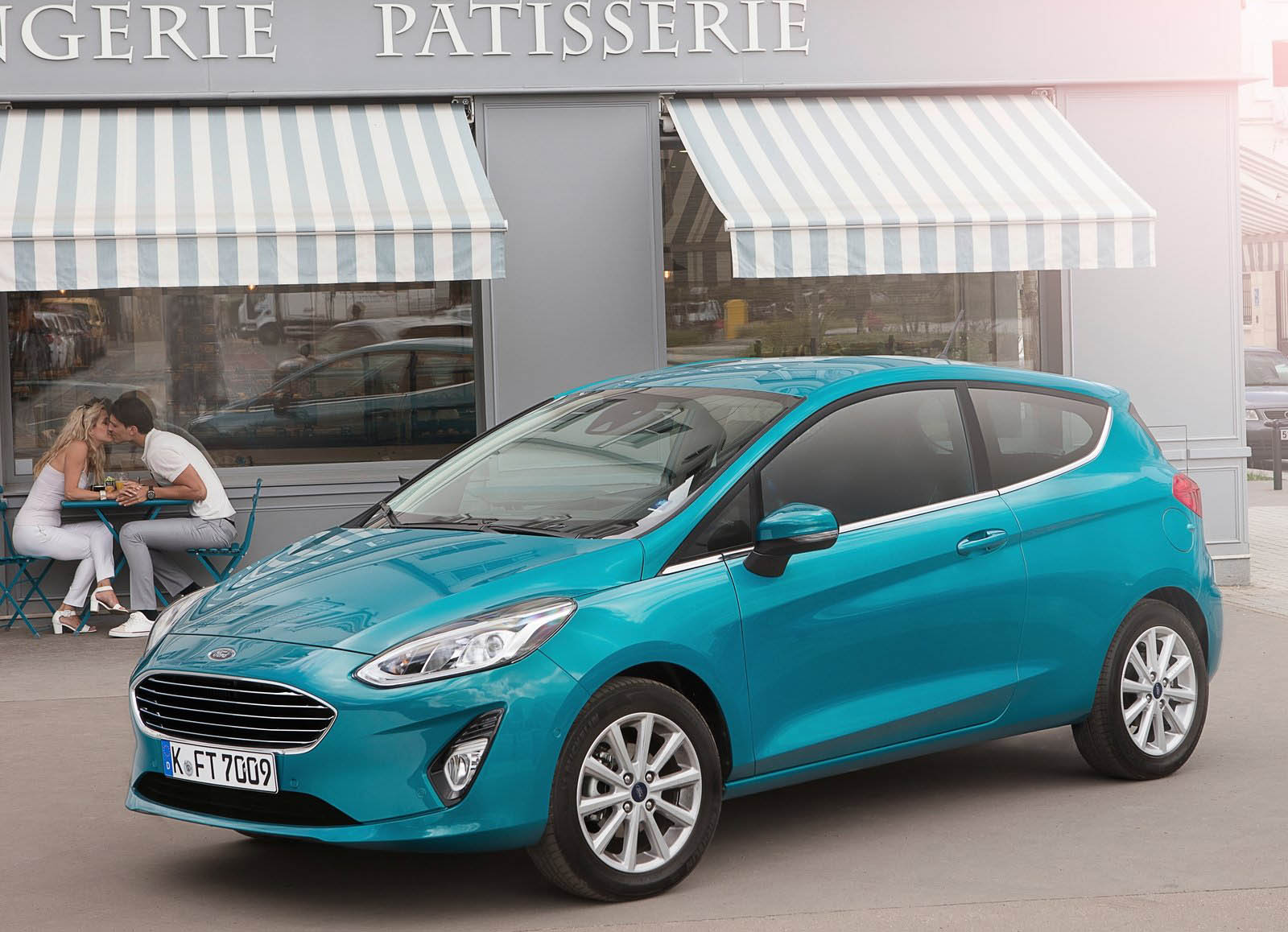 Will Ford Keep The New Fiesta Out Of America Carscoops
