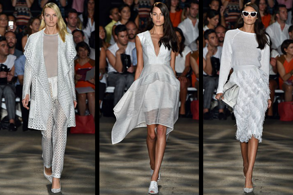 NYFW SS15, New York Fashion Week 2015, Christian Siriano, Show report, review